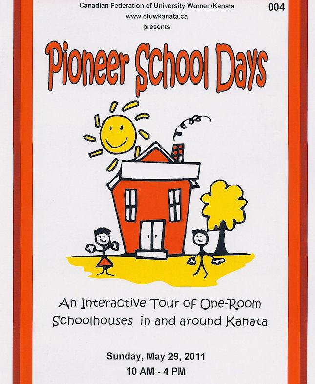 PioneerSchoolDaysCFUW