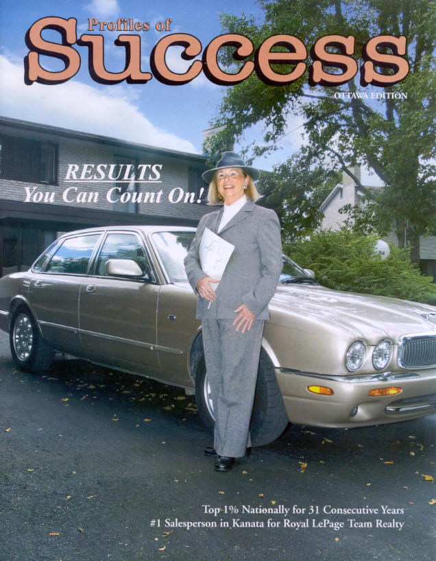 Profiles of Success Cover