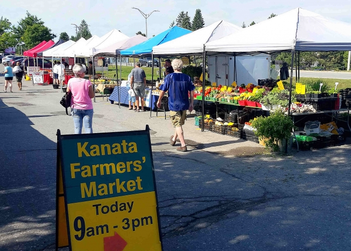 Kanata Farmer's Market cropped