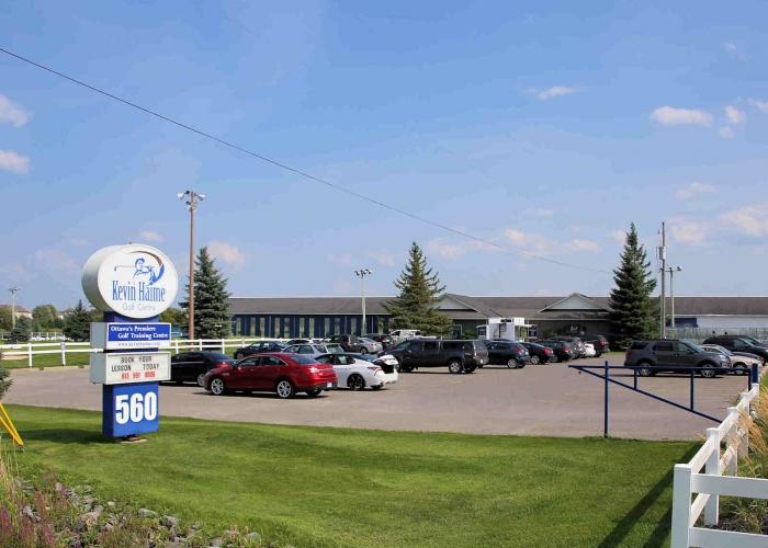 Kevin Haime Golf Centre