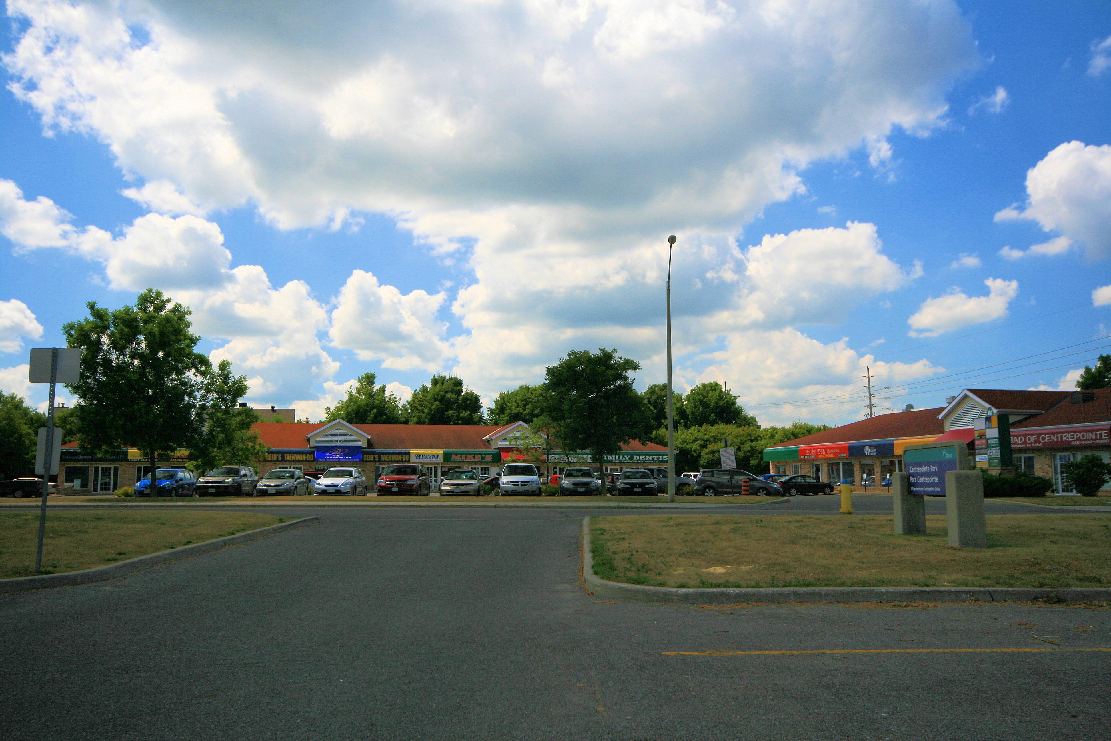 Centrepointe Mall